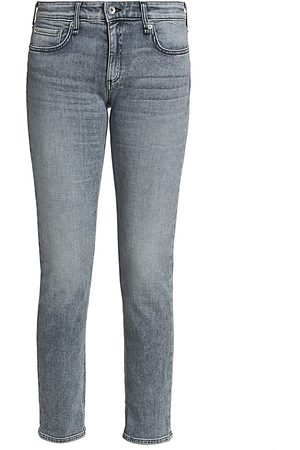 RAG&BONE Women's Dre Low-Rise Slim-Fit Boyfriend Jeans - - Size 26 (2-4)