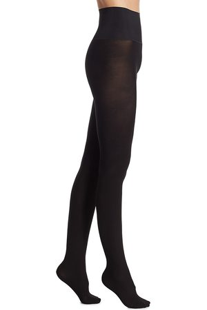 Commando Women's Perfectly Opaque Matte Tights - - Size Large