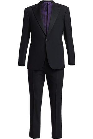 Ralph Lauren Men's Gregory Peak-Lapel Tuxedo - - Size 42