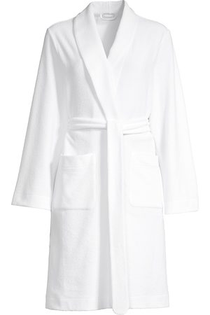 Hanro Women's Plush Wrap Robe - - Size XS