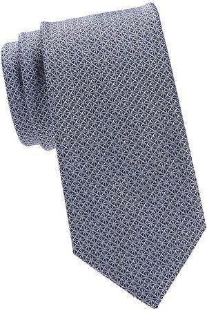 BRIONI Men's Jacquard Silk Tie