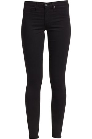 AG Jeans Women's Legging Mid-Rise Sateen Ankle Jeans - - Size 32 (10-12)