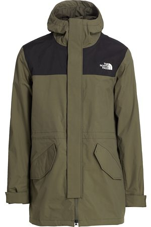 The North Face Men's City Breeze Rain Parka - - Size XXL