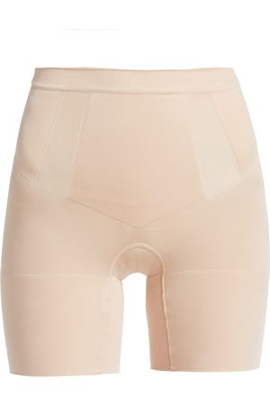 Spanx Women's Oncore Mid-Thigh Shorts - - Size XL
