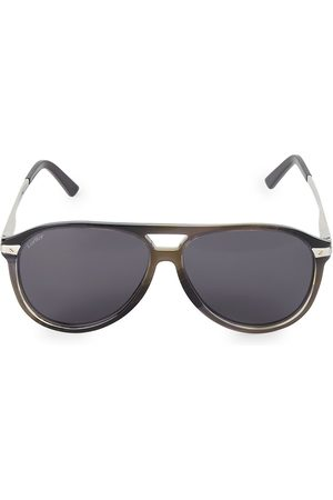 Cartier Men's 60MM Aviator Sunglasses