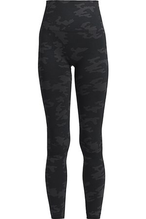 Spanx Women's Look At Me Now Leggings - - Size XL