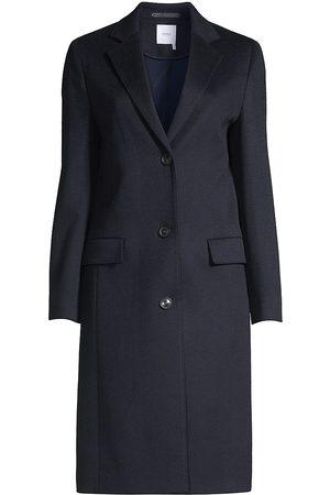 Agnona Women's Cashmere Coat - - Size 42 (6)