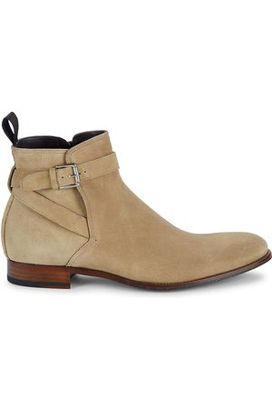 To Boot Men's Clarence Suede Ankle Boots - - Size 13