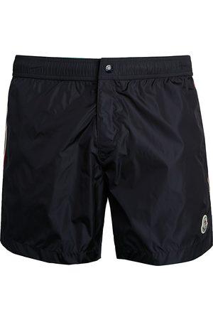 Moncler Men's Mare Swim Trunks - Navy - Size Large