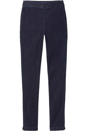 Lafayette 148 New York Women's Murray Cropped Skinny Pants - - Size Large