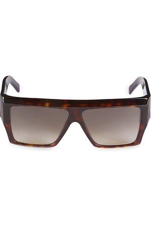 Céline Men's 52MM Flat Top Square Sunglasses