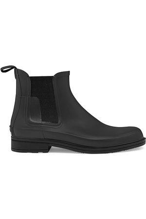 Hunter Men's Original Refined Chelsea Boots - - Size 9