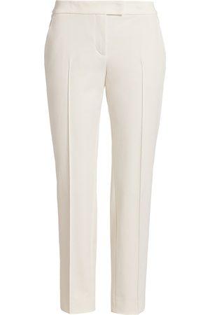 AKRIS Women's Frankie Cotton Pants - - Size 16