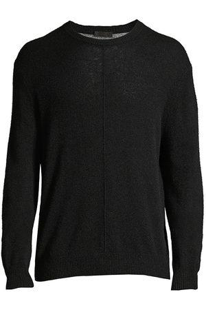 ATM Anthony Thomas Melillo Men's Cashmere Crewneck Sweater - - Size Large