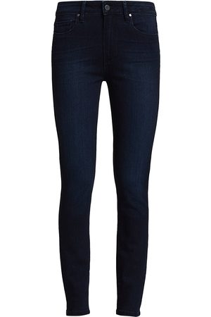 Paige Women's Hoxton High-Rise Super Skinny Jeans - - Size 31 (10)