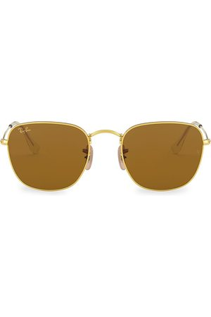 Ray-Ban Men's RB3857 51MM Square Sunglasses