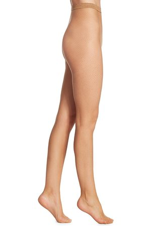 Wolford Women's Small Fishnet Tights - - Size Large