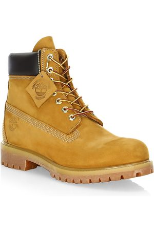 Timberland Men's Premium Waterproof Leather Work Boots - - Size 15 M