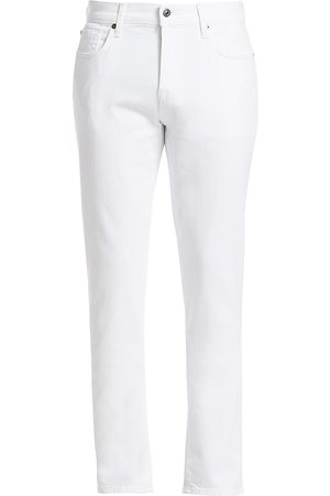 7 for all Mankind Men's Slimmy Luxe Performance Slim-Fit Jeans - - Size 40