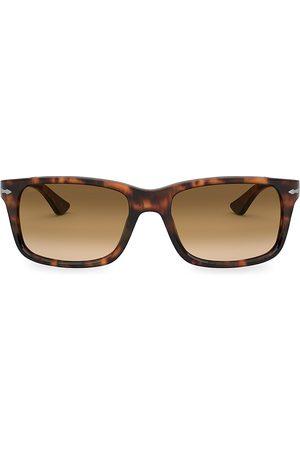 Persol Men's 52MM Rectangular Sunglasses