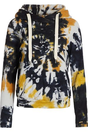 NSF Women's Lisse Tie-Dye Hoodie - - Size Large