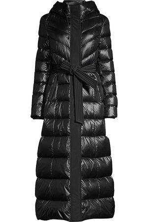 Mackage Women's Calina Hooded Puffer Coat - - Size Large