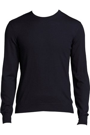 Ralph Lauren Men's Solid Crewneck Sweater - - Size XL