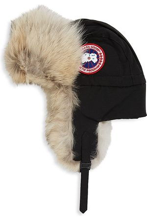 Canada Goose Men's Aviator Fur Hat - - Size Small-Medium