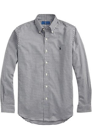 Polo Ralph Lauren Men's Classic-Fit Lightweight Twill Gingham Shirt - - Size Large