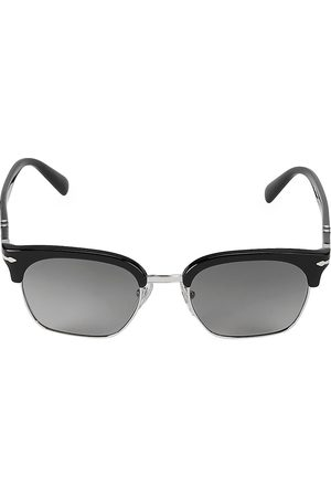 Persol Men's RS20 53MM Polarized Wayfarer Sunglasses