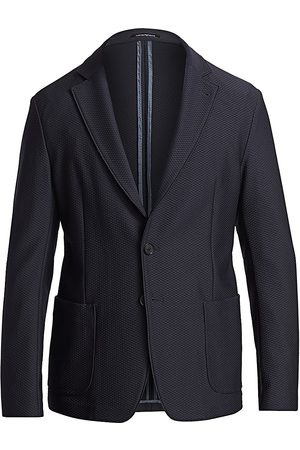 Emporio Armani Men's Soft Textured Jacket - - Size 58 (48) R