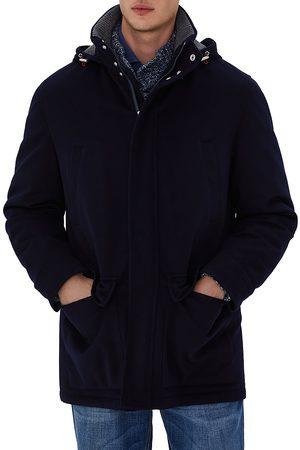 Brunello Cucinelli Men's Beaver Cashmere Coat - - Size 54 (44)