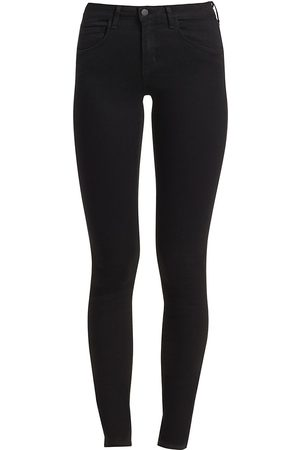 L'Agence Women's Marguerite High-Rise Skinny Jeans - - Size 32 (10-12)