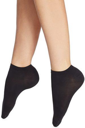 Wolford Women's Cotton Sneaker Socks - - Size Medium