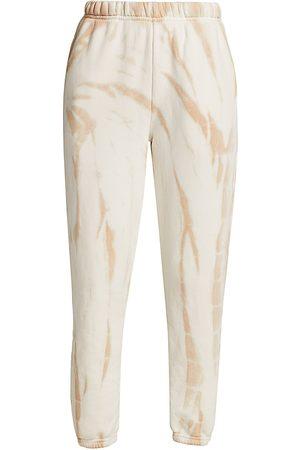 Les Tien Women's Tie-Dye Classic Sweatpants - - Size XL