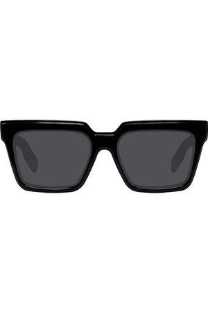 Kenzo Men Square - 54MM Square Plastic Sunglasses