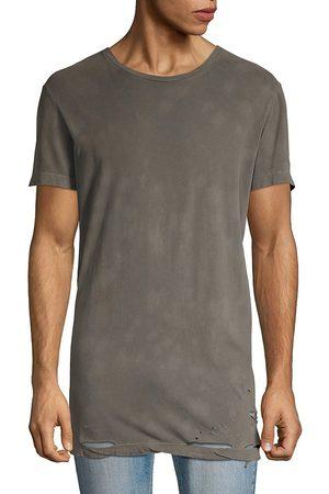 KSUBI Men's Sioux Short Sleeve Vintage T-Shirt - - Size XL