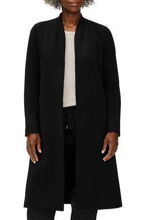 Eileen Fisher Women's Straight Longline Jacket - - Size XL