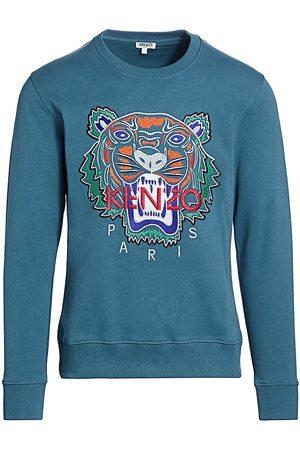 Kenzo Men's Tiger Crewneck Sweatshirt - - Size Large