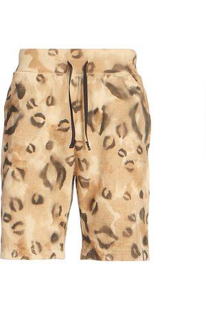 1017 ALYX 9SM Men's -Print Sweat Shorts - - Size XXL
