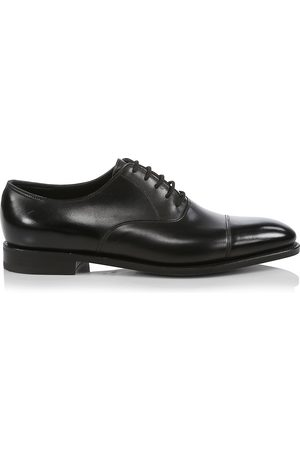 JOHN LOBB Men's City II Leather Oxford Loafers - - Size 11 UK (12 US)