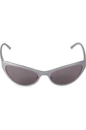 Balenciaga Men's 58MM Biker Sunglasses