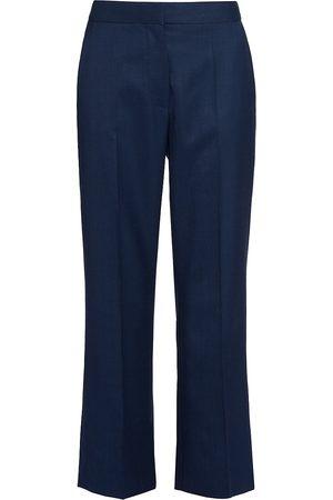 Stella McCartney Women's Carlie Wool Trousers - - Size 50 (16)