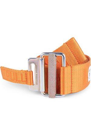 Heron Preston Men's Logo Tape Belt