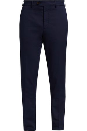 Brunello Cucinelli Men's Gabardine Flat Front Pants - - Size 52 (36)