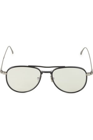 Tom Ford Men's 52MM Aviator Optical Glasses