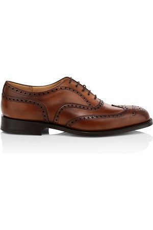 Church's Men's Chetwynd Lace-Up Leather Wingtips - - Size 7 UK (8 US)