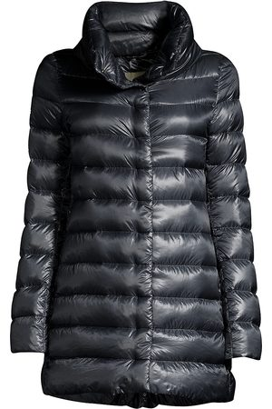 HERNO Women's Classic Funnelneck Puffer Jacket - - Size 38 (2)