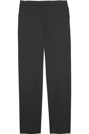 THEORY Women's Treeca Pull-On Crop Pants - - Size 8