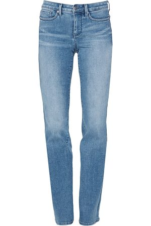 NYDJ Women's Barbara High-Rise Bootcut Jeans - - Size 12